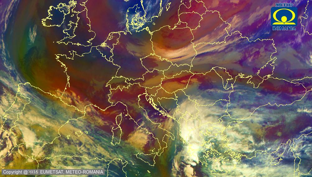Alertă meteo! Vine ciclonul: cod galben de ninsori! Care sunt zonele afectate