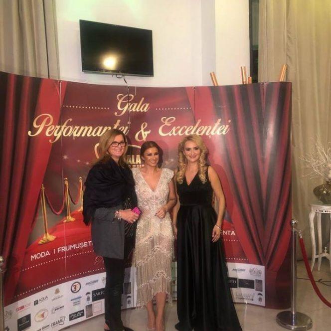 Anamaria Prodan la Gala Performanție și Excelenței 2018