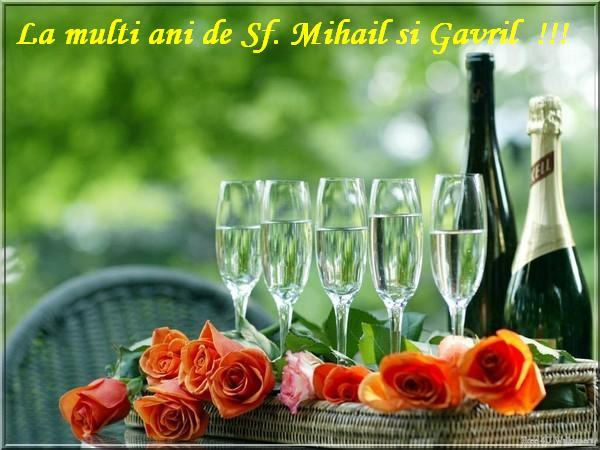 Sfinții Arhangheli Mihail și Gavriil aduc bucurie și prilej de mare sărbătoare pe 8 noiembrie în fiecare an lăsat de la bunul Dumnezeu