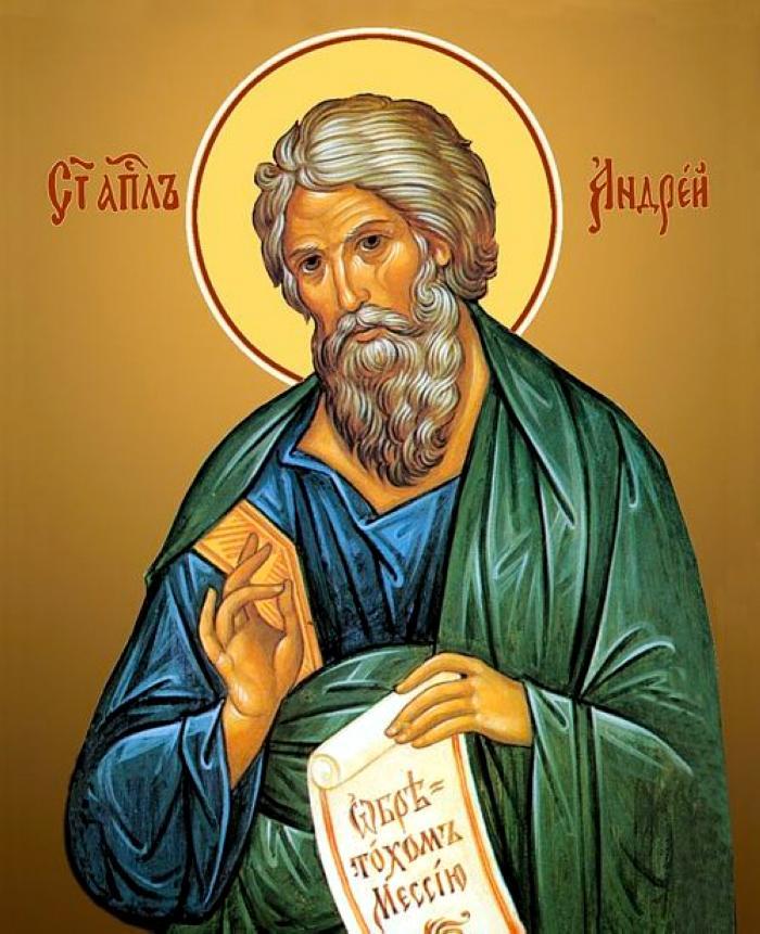 Sfântul Apostol Andrei a deschis calea spre Dumnezeu în Dobrogea primului secol după Hristos, fiind primul dintre apostolii chemsți de Mîntuitor de-a dreapta sa