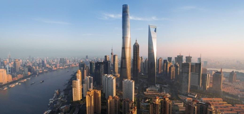 Cele mai înalte 10 clădiri din lume: Shanghai Tower - 632 m, 128 de etaje. Cea mai înaltă clădire din Asia