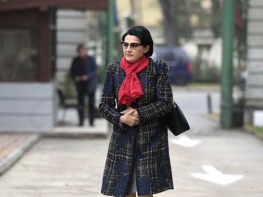 Ecaterina Andronescu a fost numită pentru a patra oară în fruntea ministerului Educației