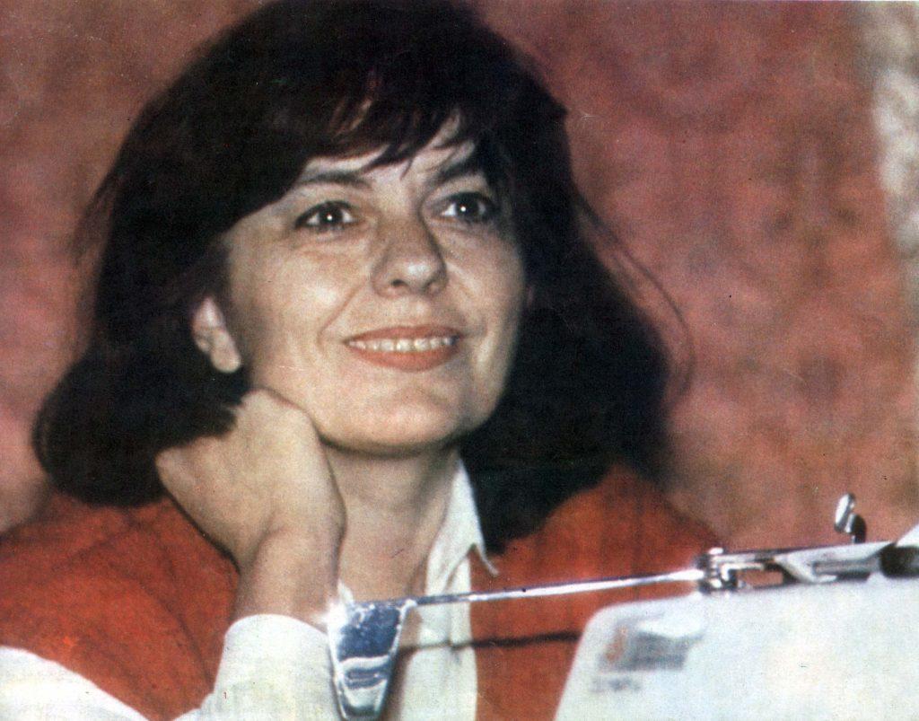 Ana Blandiana, la 76 de ani! Cum a ajuns sa arate poeta, dupa o viata de lupta impotriva sistemului