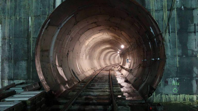 Imaginile momentului! Cum arata interiorul statiilor de metrou din Drumul Taberei!