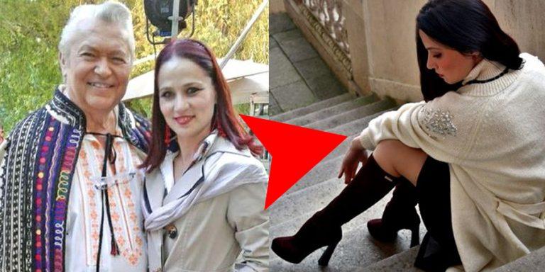 Imagini nestiute cu iubita lui Gheorghe Turda! El, 70 de ani, ea 47! Cum pozeaza Nicoleta!