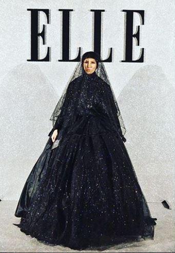Silvia Popescu a avut una dintre cele mai spectaculoase ținute de la ELLE Style Awards