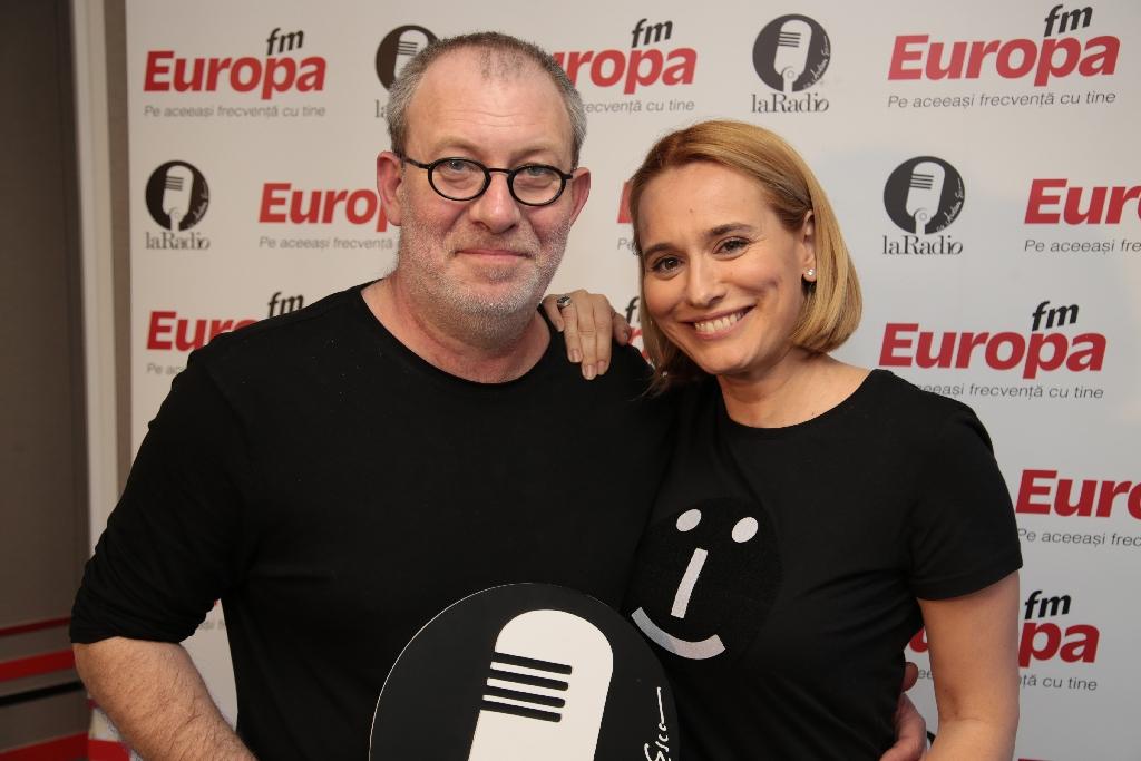 Andreea Esca și Florin Busuioc lucrează împreună de la începuturile PRO TV