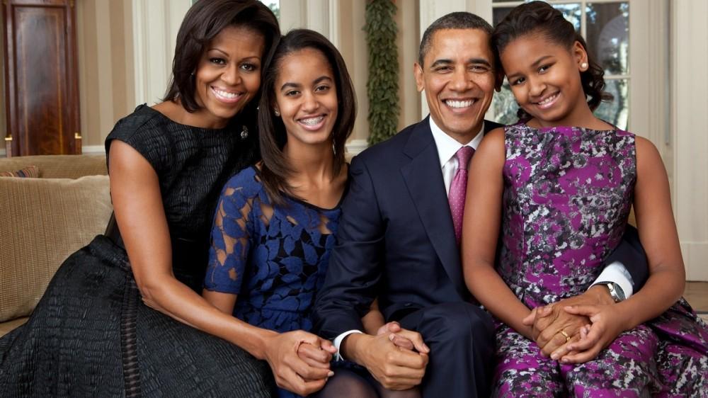 michelle obama a dezvăluit că fetele ei sunt concepute in vitro