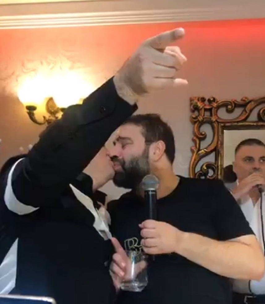 """Florin Salam și invitatul """"buclucaș""""!"""