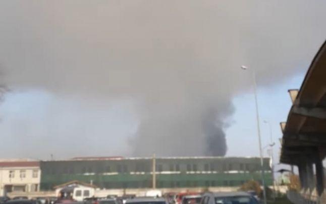 explozia fabricii de armament din cugir a adus moartea unei persoane