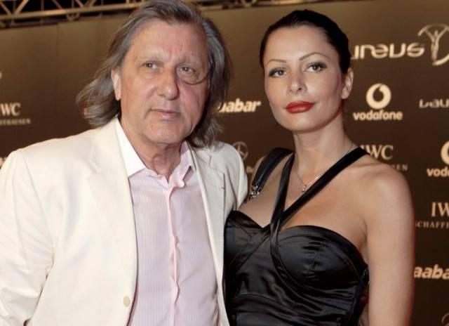 """Brigitte și Ilie Năstase au ajuns la """"cuțite""""! Bruneta îi aduce acuzații grave fostului tenismen"""