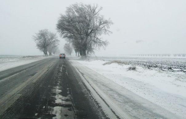 Ninsori viscolite si temperaturi extreme! Autoritatile intervin, in aceste zone din Romania!