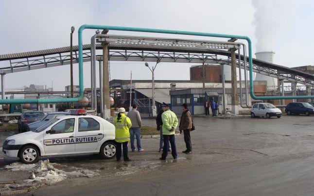 incident chimic ramnicu valcea