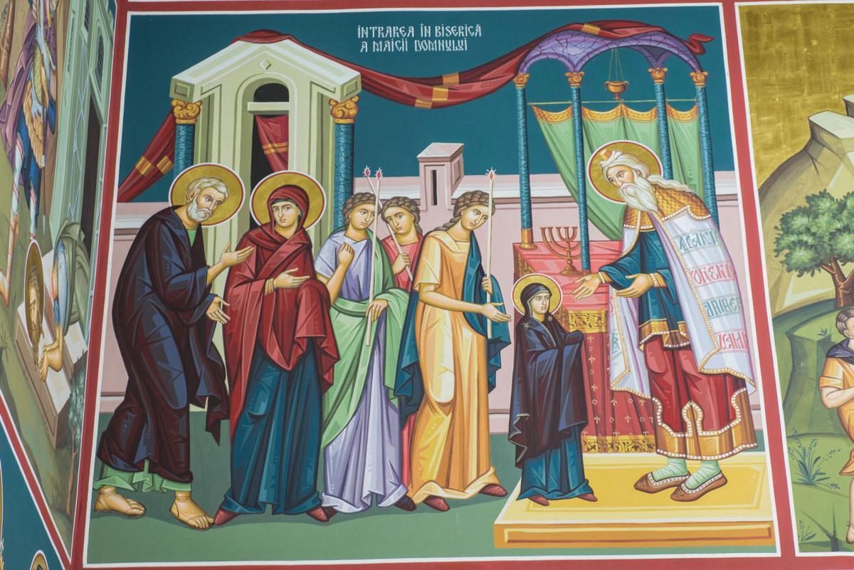 Intrarea Maicii Domnului în Biserică poate aduce sănătate și spor dacă respectați tradițiile și sfaturile Bisericii