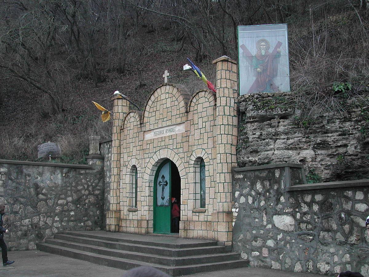 manastirea sfantul andrei 30 noiembrie, ocrotitorul romaniei