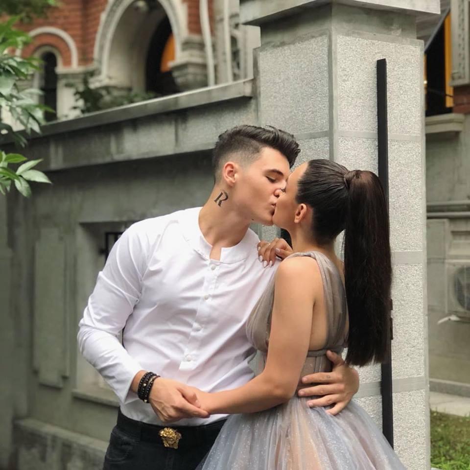 Mario Fresh a spus că vorbește de multe ori cu Alexia Eram despre cum va arăta căsnicia lor