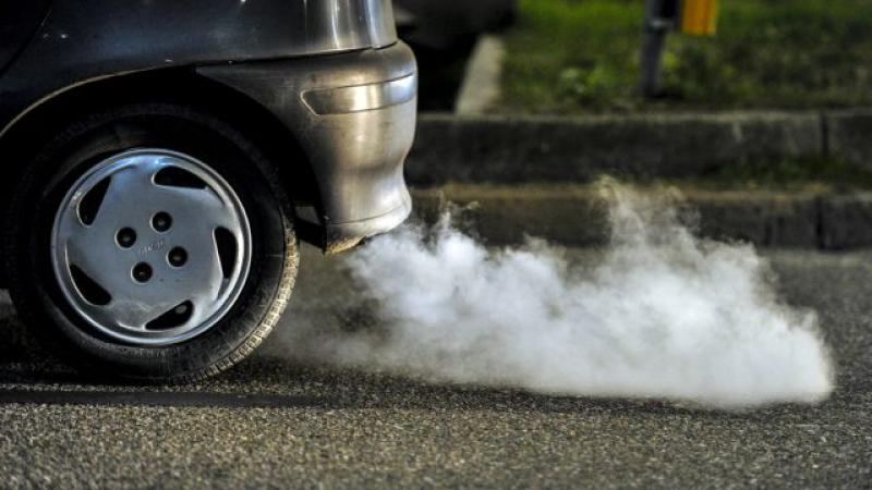Mașini diesel, interzise pentru poluarea ridicată