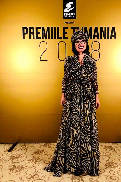 Ozana Barabancea, apariție la Premiile TV Mania 2018