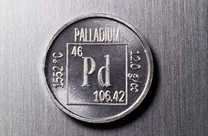 Paladiu, metalul mai pretios decat aurul