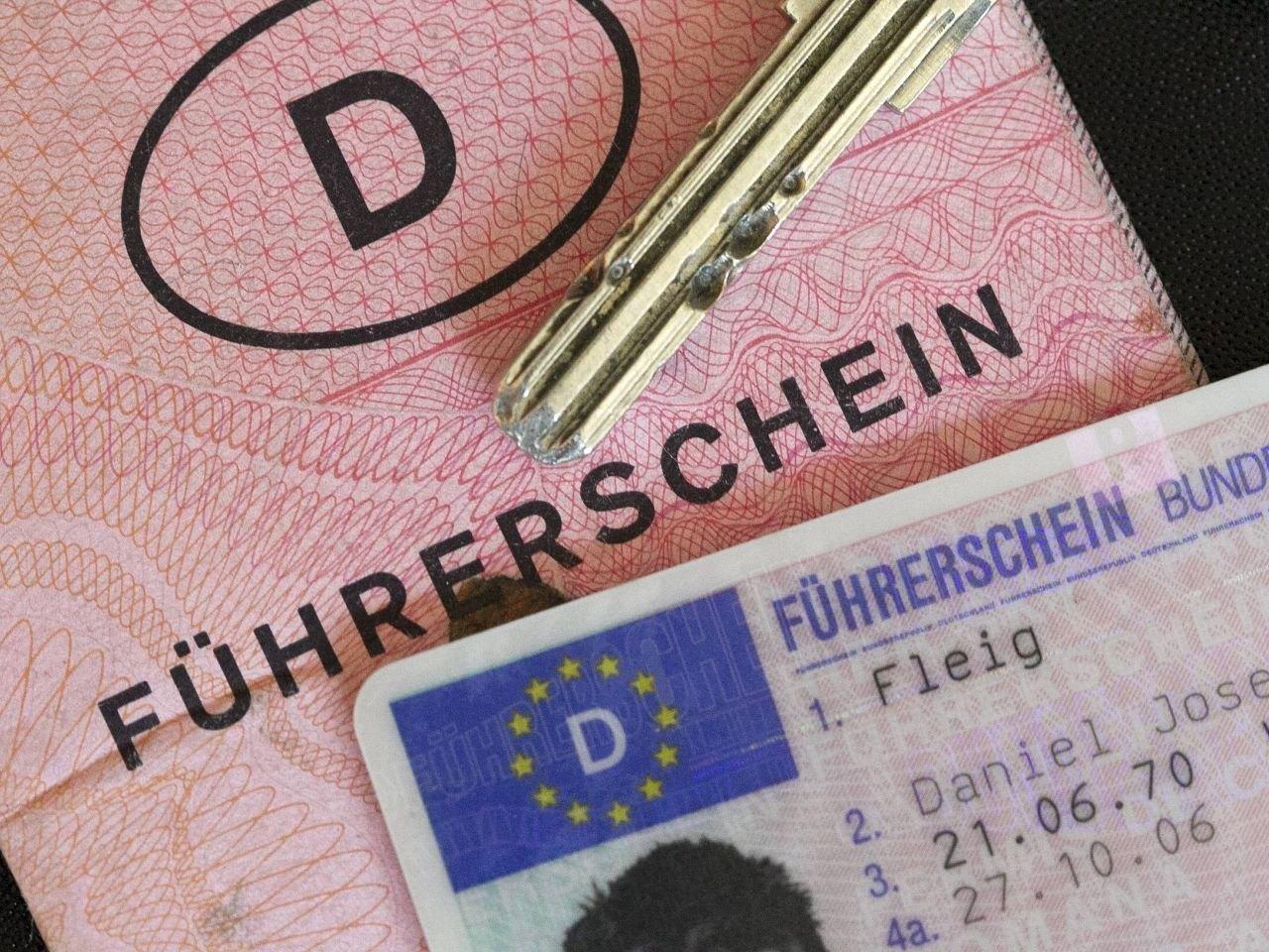 Permis de conducere românesc, alături de unul din Germania, la schimbarea la nemţi