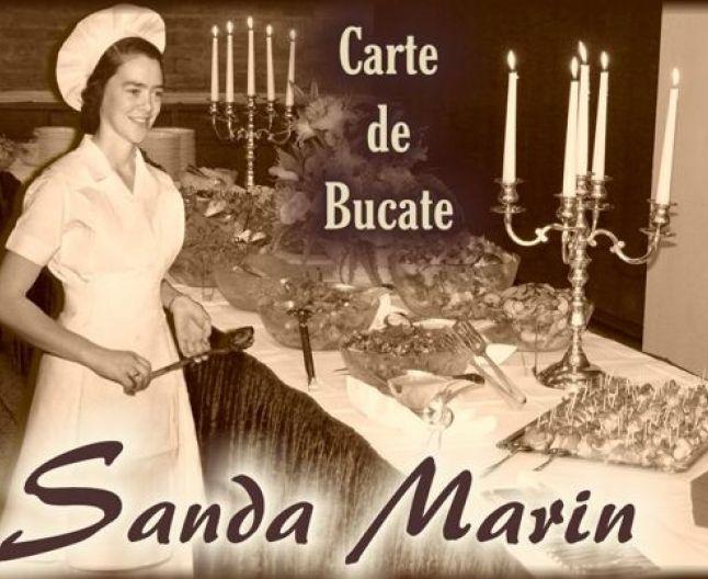 Rețeta de plăcintă cu brânză a Sandei Marin este cea mai răspândită din România pentru că și cartea sa de bucate este cea mai cunoscută în România