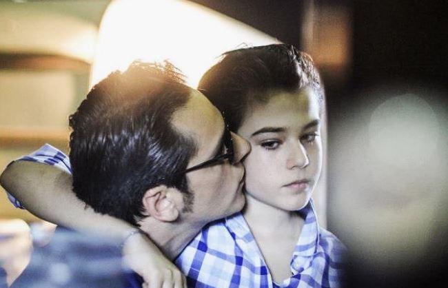 Nu-l mai recunoașteți! Fiul lui Ștefan BĂNICĂ este o frumusețe rară! Este LEIT tatăl său!