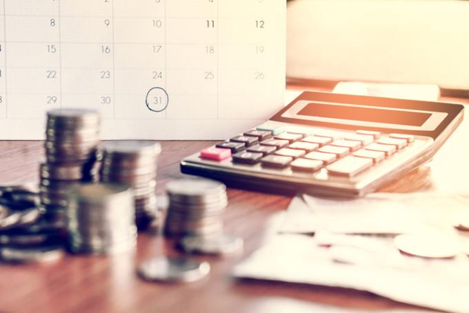 Guvernul României a adoptat o a doua rectificare bugetară pentru anul 2018. Bani româneşti şi un calcukator