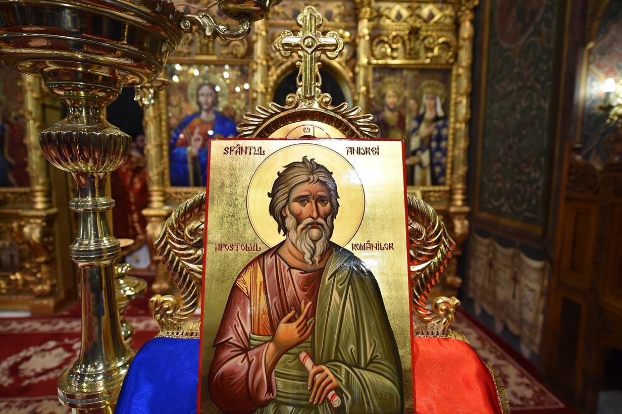 Sfântul Andrei aduce și bucurie, nu numai lupi, strigoi și... usturoi! 726.000 dde români își serbează onomastica