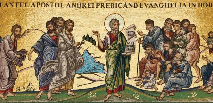 30 noiembrie sfantul andrei ocrotitorul romaniei