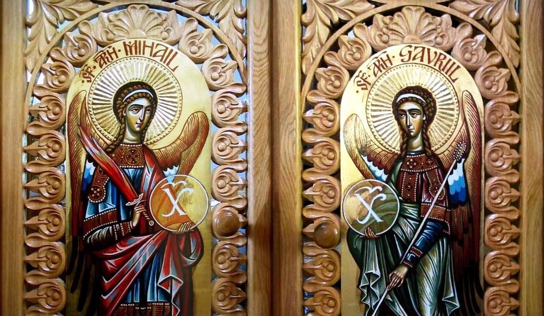 Sfinții Arhangheli Mihail și Gavriil aduc leac și vindecare multor credincioși bolnavi și aflați în nevoie de alinare