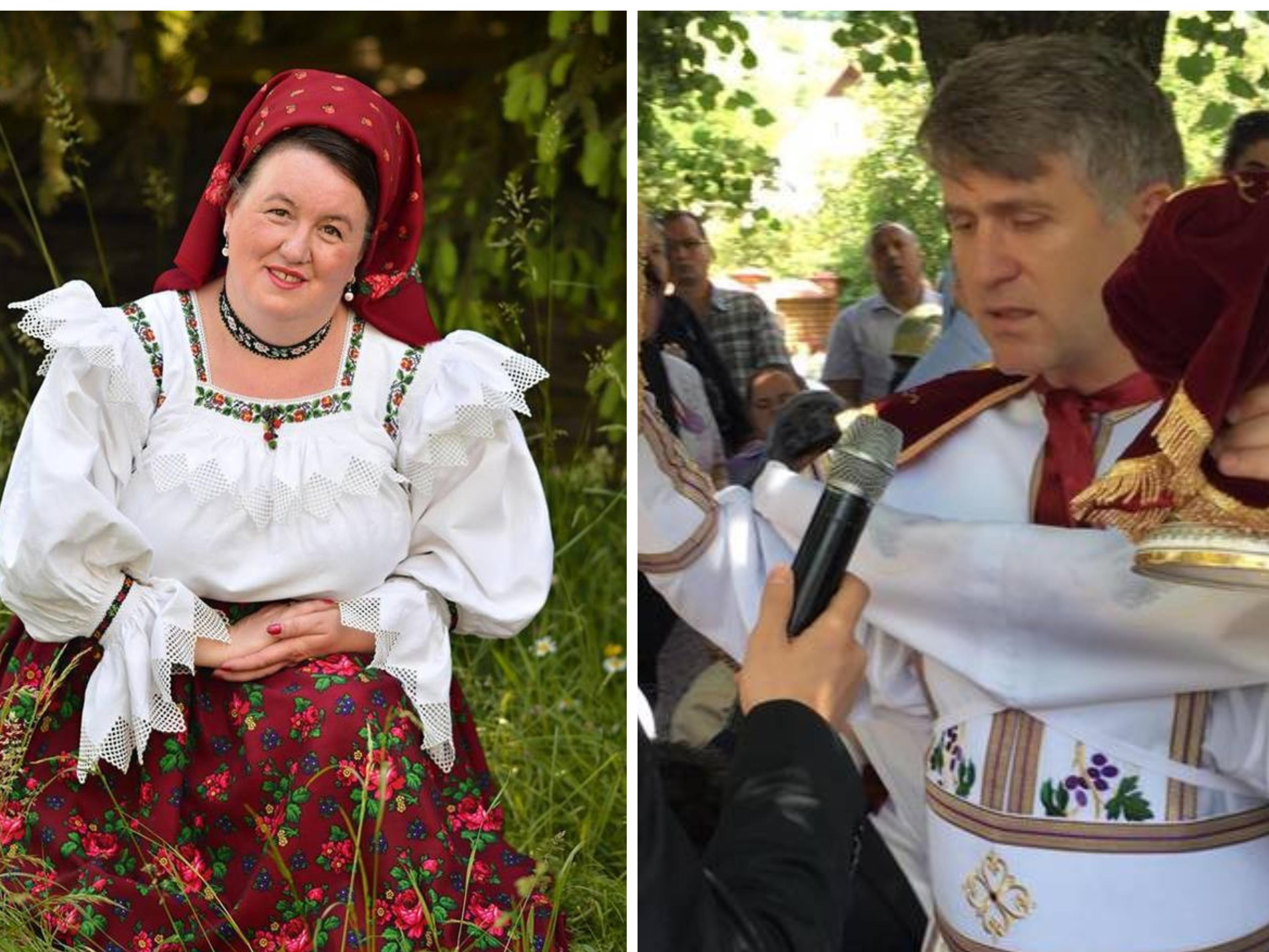 Cristian Pomohaci și Ileana Matus, fosta soție a preotului