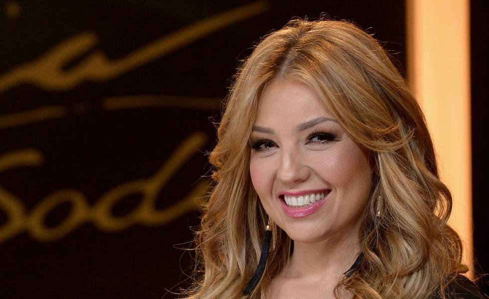 Thalia, cântăreața și actriță din Mexic