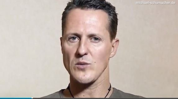 Ultimele imagini cu Michael Schumacher înaintea accidentului! Fostul pilot de Formula 1 vorbeşte în timpul interviului
