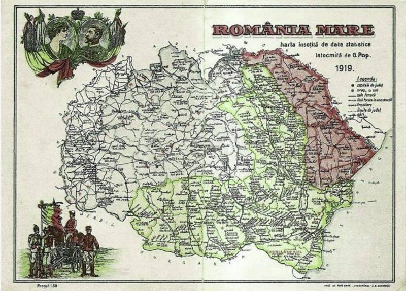 Ziua Națională a dat ființă pe 1 decembrie 1918 României Mari, voința românilor din toate ținuturile strămoșești