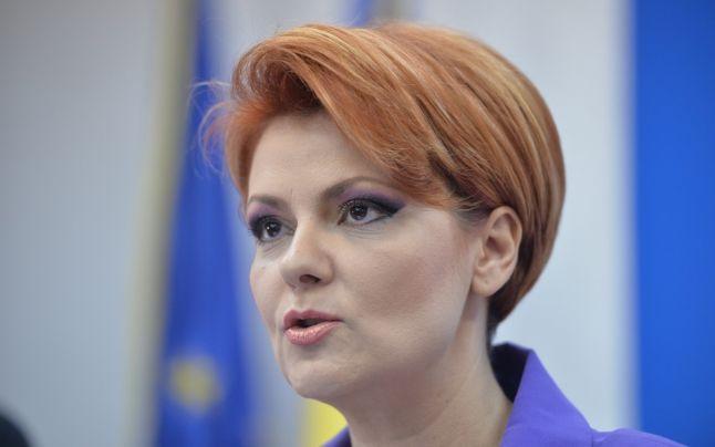 Ce avere are Lia Olguța Vasilescu și ce job a avut înainte de a intra pe scena politică din România
