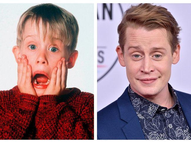 Macaulay Culkin nu a stat Singur Acasă de la 10 la 38 de ani... Între cele două fotografii sunt 28 de ani și 15 milioane de dolari