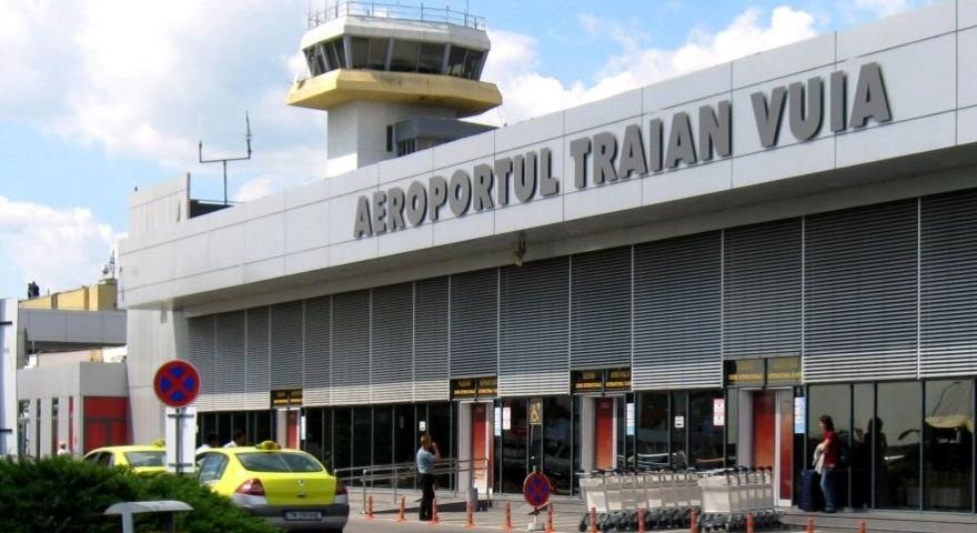 Aeroportul Traian Vuia din Timișoara