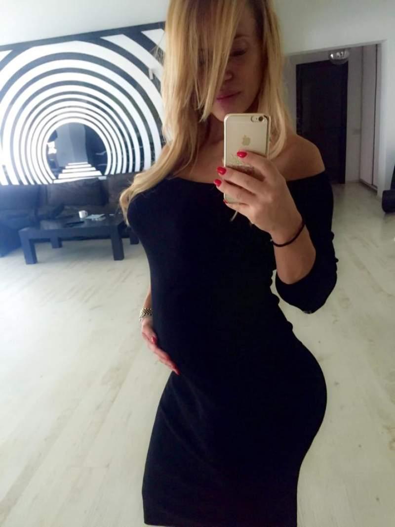Anda Adam, însărcinată cu Evelin