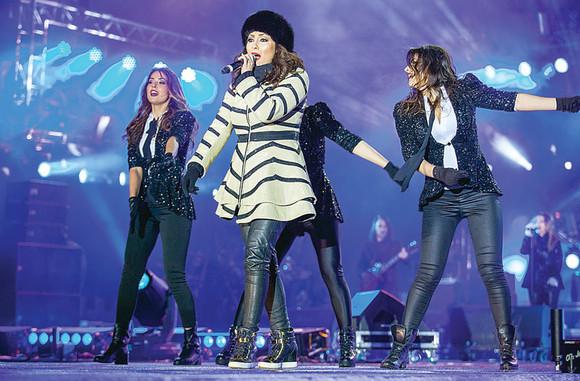 Câți bani încasează Andreea Bălan, Antonia și Alex Velea pentru concertele din noaptea de Revelion!