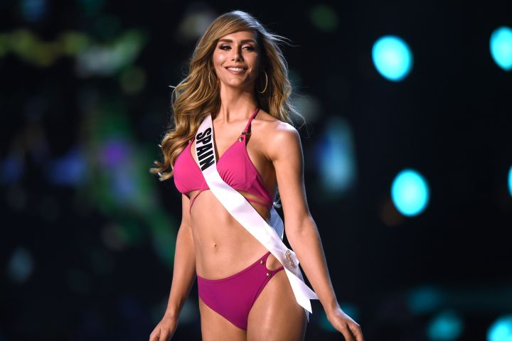Cum arată prima femeie transexual care a concurat la Miss Universe. În 2018 a fost desemnat cea mai frumoasă din Spania!