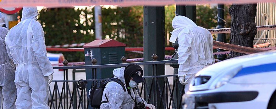 Atentat la Atena: un polițist a fost rănit de un dispozitiv exploziv