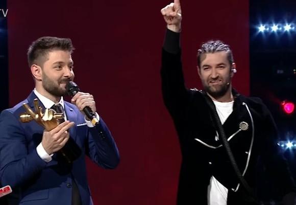 Bogdan Ioan, câștigător Vocea României!