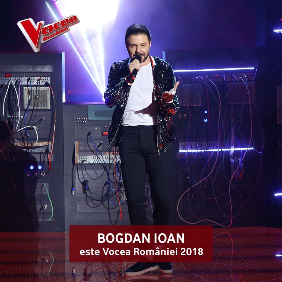 Bogdan Ioan vine din echipa lui Smiley