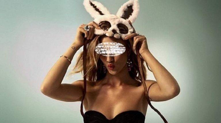 Sweet Bunny, secretara din Timisoara, din nou in filmele pentru adulti! Ultimul video...