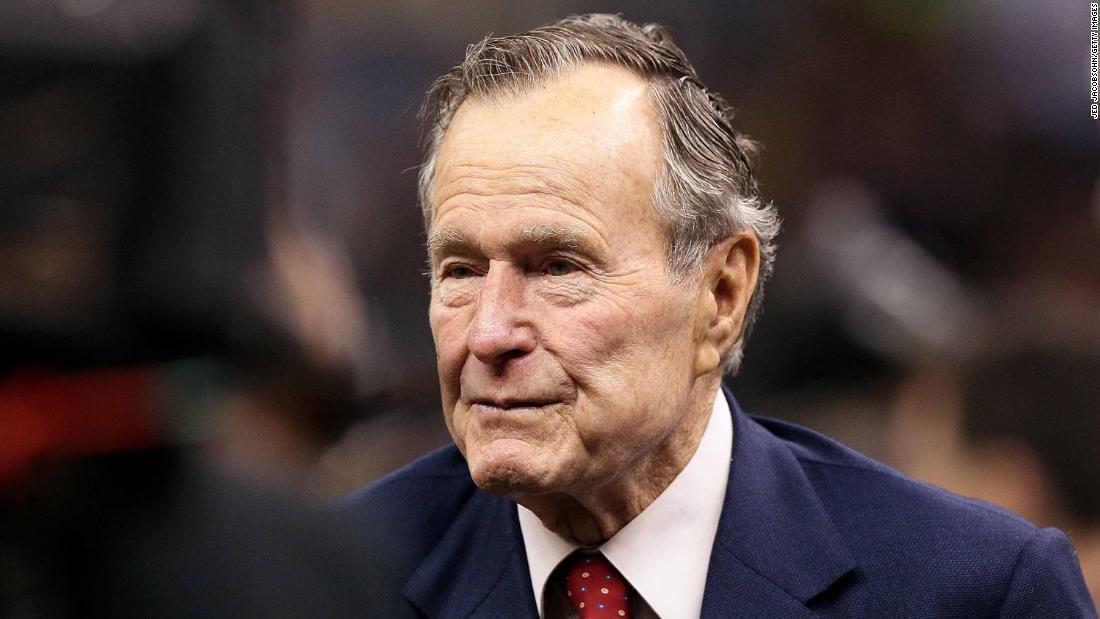 george bush cel de-al 41-lea presedinte la SUA murit