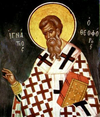 Calendar ortodox 20 decembrie: Sfântul Mucenic Ignatie, purtătorul de Dumnezeu