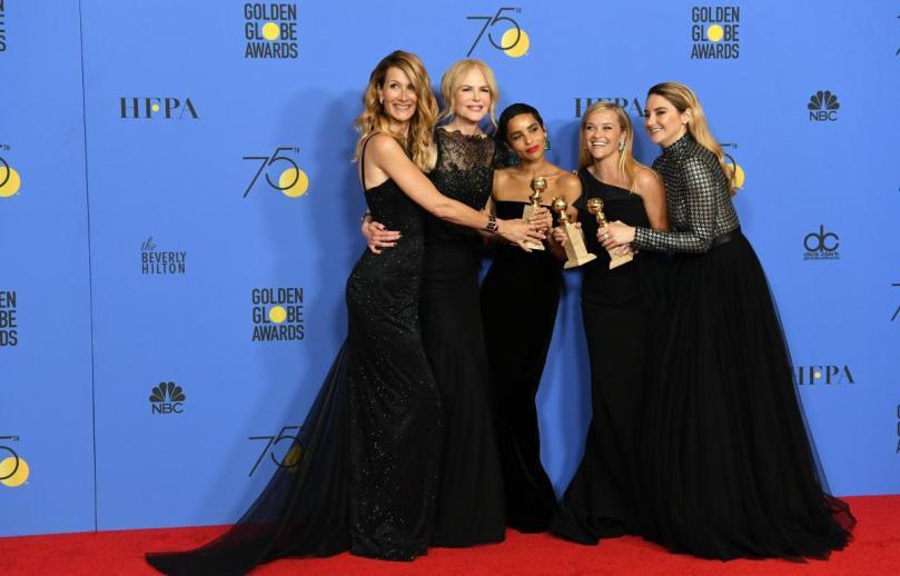 Câștigători ai premiilor Globurile de Aur 2018, ediția 75