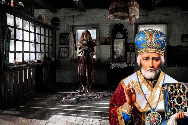 """""""Încremenirea Zoiei"""" a fost una dintre minunile făcute și desfăcute de Sfântul Nicolae în vremuri nu foarte îndepărtate. S-a făcut și un film după acest miracol"""