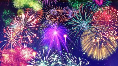 Artificii din noaptea dintre ani