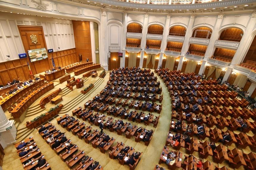 Coaliţia PSD-ALDE nu mai are majoritate în Parlament!